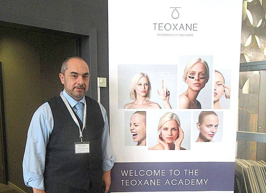 Christopoulos Plastic Surgeon Teoxane Geneva