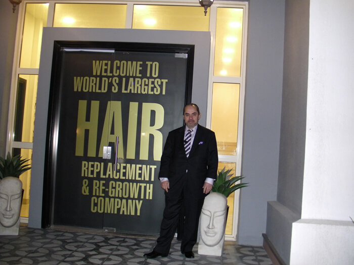 Μεταμόσχευση μαλλιών - Advanced Hair Studios Dr Christopoulos MD