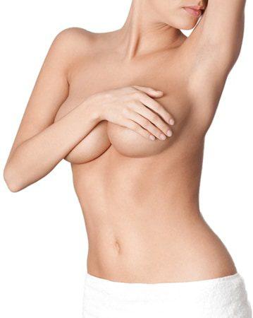Αποτρίχωση με λέιζερ σε μασχάλες και στήθος