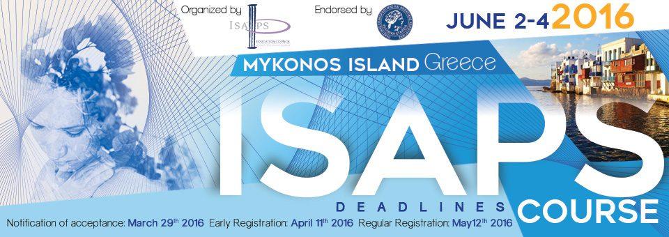 Παγκόσμιο συνέδριο ΙSAPS στην Μύκονο για την πλαστική χειρουργική
