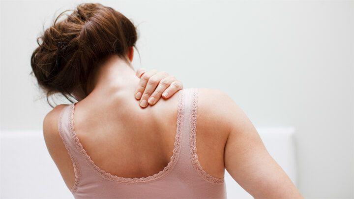 Μειωτική στήθους - Πόνοι στον αυχένα και τη πλάτη